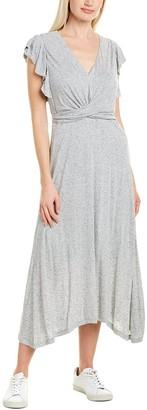 Rebecca Taylor Jersey Midi Dress