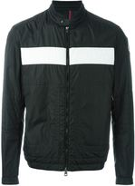 Moncler 'DeLange' padded jacket - men - Feather Down/Polyamide - 4