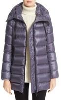 Moncler 'Suyen' Water Resistant Hooded Down Puffer Coat