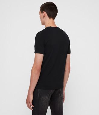 AllSaints Brace Tonic Short Sleeve Crew T-Shirt