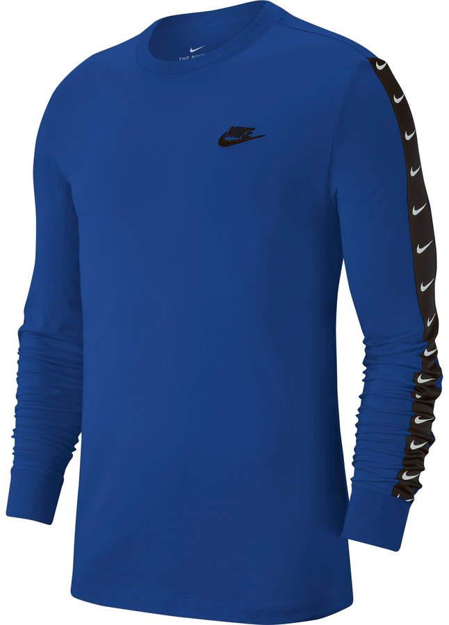 Mens Nike Long Sleeve T Shirt ShopStyle