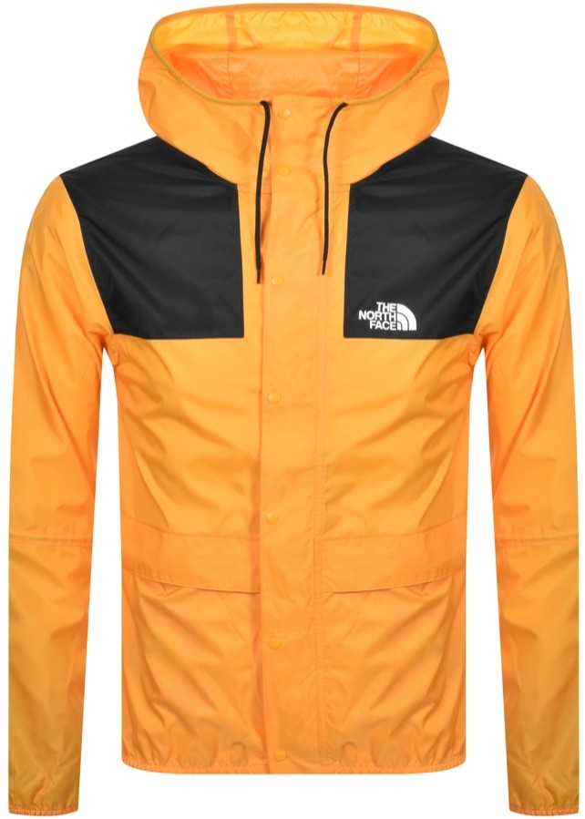 The North Face 1985 Mountain Jacket Yellow