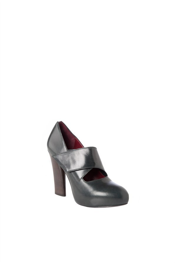 Marc by Marc Jacobs Stepping Out 100MM Platform Pump with Strap