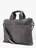 Oxford Spalding Leather Messenger