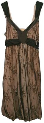 Galliano Multicolour Silk Dresses