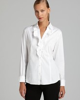 Basler Ruffle Blouse - Bloomingdale's Exclusive