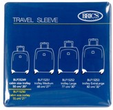 """Bric's Transparent 21"""" Carry-On Spinner Cover"""