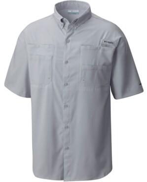 Columbia Men's Pfg Big Tamiami Ii Short-Sleeve Shirt