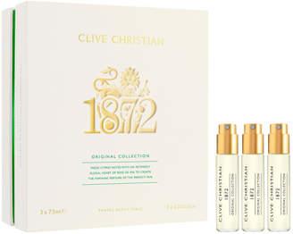 Clive Christian Perfume Original Collection 1872 Feminine 3 x 7.5ml