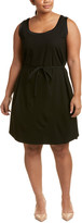 Lafayette 148 New York Plus Dayton Shift Dress