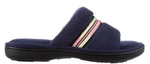 Isotoner Signature Isotoner Women's Microterry Anna Slide Slippers