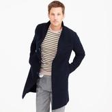 J.Crew Harris Wharf LondonTM topcoat in boiled wool