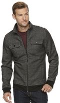 Apt. 9 Men's Modern-Fit Four-Pocket Marled Military Jacket