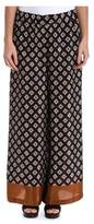 Altea Women's Multicolor Silk Pants.