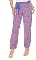 Juicy Couture Silk Ipanema Paisley Pant