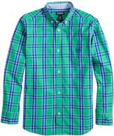 Chaps Boys 4-20 James Plaid Button-Down Shirt