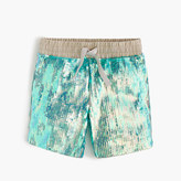 J.Crew Girls' iridescent sequin short