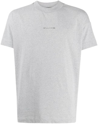 Alyx mock neck T-shirt