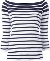 Dondup striped jumper - women - Cotton - S