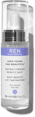 Ren Skincare Instant Firming Beauty Shot