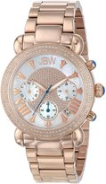 "JBW Women's JB-6210-160-G ""Victory"" 1.5 Carats Diamond Chronograph Watch"