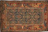 One Kings Lane Vintage Antique Persian Kurdish Rug, 4' x 6'
