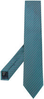 Ermenegildo Zegna check tie - men - Silk - One Size