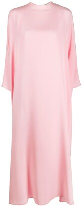 Emilio Pucci Back Tie Fastening Loose Fit Dress