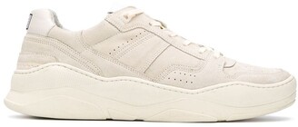 Ami Paris Thick Sole Low Trainers