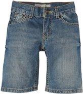 Levi's 505 5-Pocket Shorts (Toddler/Kid) - Andreas Blue-7