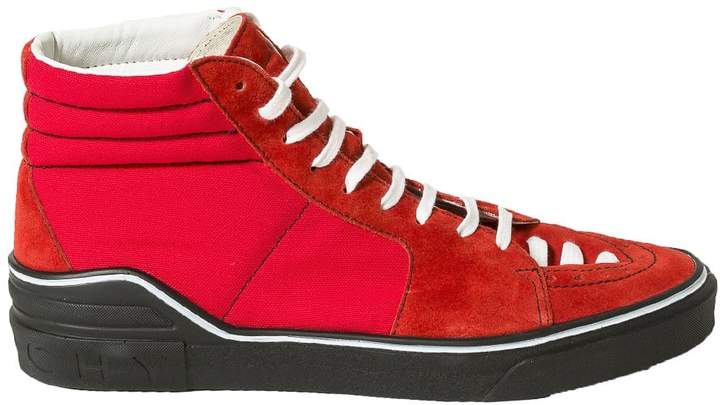 Givenchy Mid top sneakers