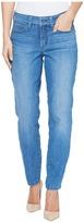 NYDJ Alina Convertible Ankle in Jet Stream Women's Jeans