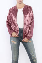 Honey Punch Bomber Jacket