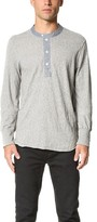 Todd Snyder Classic Chambray Henley