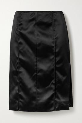 Kwaidan Editions Satin Skirt - Black