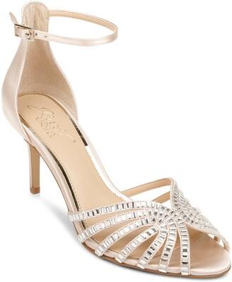 Badgley Mischka Pixie Ankle Strap Sandal