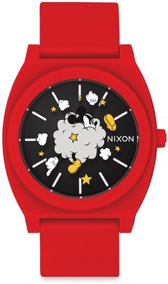 Disney Mickey Mouse Time Teller P Watch for Adults by Nixon