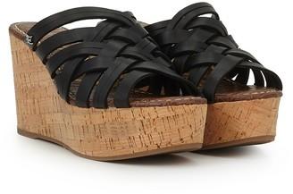 Devon Strappy Wedge Sandal
