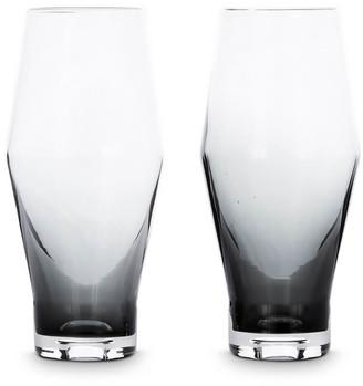 Tom Dixon Tank Beer Glass x2