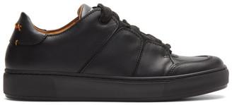 Ermenegildo Zegna Black Tiziano Sneakers