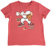 Majestic Toddler Boys' Arizona Diamondbacks Pint-Sized Pitcher T-Shirt