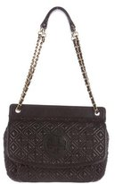 Tory Burch Quilted Marion Saddle Bag