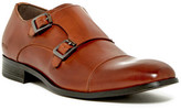 Kenneth Cole Reaction Ave-Nue Cap Toe Double Monk Strap Shoe