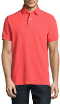 Tommy Hilfiger Custom-Fit Solid Polo