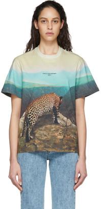 Stella McCartney Multicolor Leopard 2001 T-Shirt