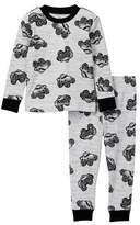 Petit Lem Pajama Top & Bottom 2-Piece Set (Baby Boys)