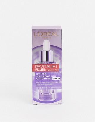 L'Oreal Revitalift Filler Hyaluronic Acid Anti-Wrinkle Dropper Serum 30ml