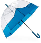 Hunter Original Moustache Bubble Umbrella, Ocean Blue