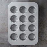 Williams Sonoma Open Kitchen Muffin Pan, 12-Well