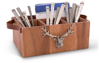 Wood Utensil Holder Shopstyle